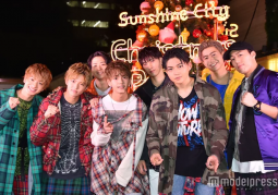 FANTASTICS from EXILE TRIBE tung single debut OVER DRIVE