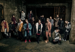 Đếm ngược thời gian THE RAMPAGE from EXILE TRIBE tung single debut