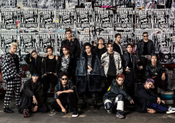 The Rampage from Exile Tribe tung MV cho Throw Ya Fist