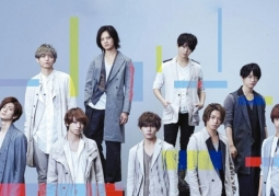 Hey! Say! JUMP phát hành single mới OVER THE TOP