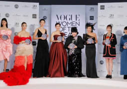 "Vogue Japan công bố giải  ""VOGUE JAPAN WOMEN OF THE YEAR 2019"""